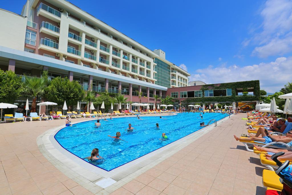 Telatiye Resort Hotel Konakly